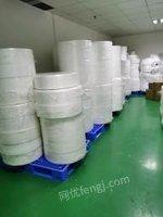 广东东莞正常生产中的口罩点焊机,压边机,及大量无纺布转让