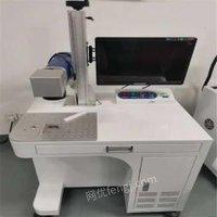 广东深圳宝安福永pcb板激光擦板机二维码激光镭雕打码机出售