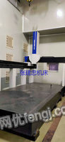 江苏二手三坐标爱德华产1.5米X4米转让