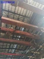二手75t冶金铸造桥式起重机 低价出售 75吨二手冶金铸造桥式起重机