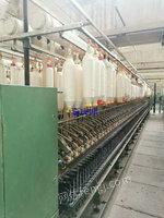 出售二手紧密纺细纱机420锭40台