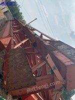 10吨24米花架龙门吊有效9米