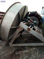 出售二手不锈钢圆盘造粒机,碳钢圆盘造粒机