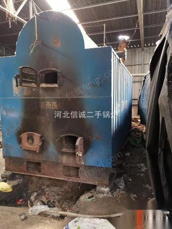 二手燃煤热水锅炉回收