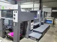 重庆南岸区二手海德堡六开四色胶印机四开五色胶印机转让