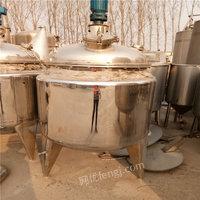 现货出售二手乳品发酵罐 生物发酵罐