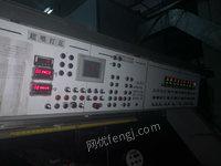 浙江台州出售二手远信定型机 2米 10节 天燃气