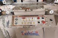 广东深圳转让丝印机价格PVC印刷自动设备全自动丝网印刷机无纺布9成新