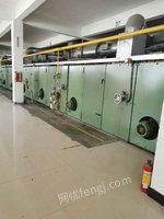 浙江台州长期回收各类印染设备 纺织设备 定型机 印花机 等印染厂二手设备