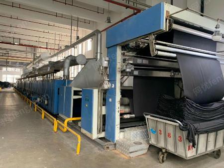 印染厂二手设备转让