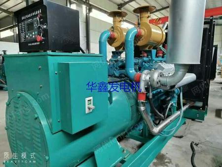 二手柴油发电机组回收
