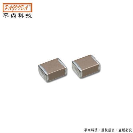 供应高频贴片电容耐压1kV、2kV 材质NPO