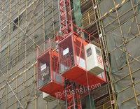 四川德阳求购1台二手建筑施工电梯