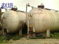 低价出售各种吨位二手液化气罐物美价廉质量优