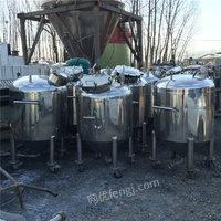 低价批发二手乳品发酵罐 生物发酵罐