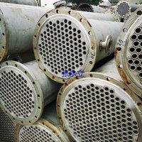石墨改性聚丙烯列管式冷凝器 单效外循环冷凝器 供应二手常压冷凝器