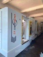 广东东莞巨轮(欧德吉)v-5高速数控钻铣攻中心、发那科oi-mf较新系统出售