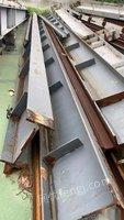 山西晋中泛华;宝塔钢结构库房厂房特价出售九成新二手钢结构钢材价格