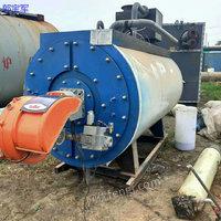 北京出售2.5吨燃气供暖热水锅炉多台