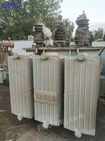 陕西西安出售38台二手电力变压器
