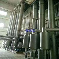 强制循环蒸发器 布袋除尘器