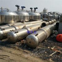 厂家二手蒸发器 促销二手三效蒸发器