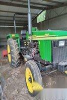 山东菏泽转让新买的天拖950拖拉机,带旋耕机转让