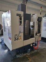 A股上市公司深圳工厂的部分设备更新,正宗台湾进口《永进》FV56A加工中心向外出售