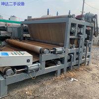 二手带宽3米长17米 带式压滤机