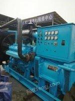 江西宜春300千瓦上柴股份柴油发电机出售