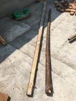 浙江金华出售建材木条木板钢筋  自取价格面议