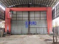 上海急处理二手16吨龙门吊16米