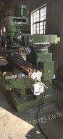 上海松江区个人转让二手铣床,二手磨床