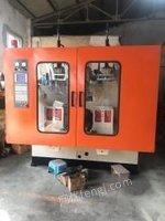 广东汕头闲置吹瓶机吹塑机出售