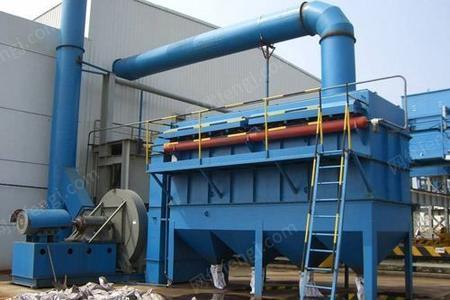 供应河北世格环保布袋除尘器