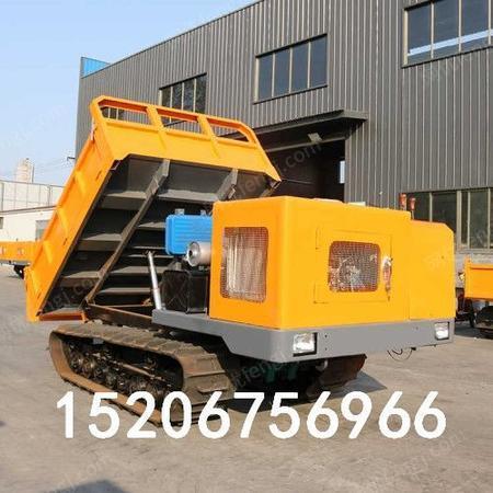 厂家直销现货履带自卸车 工程用矿用农用运输车 全地形履带运输车