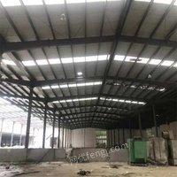 出售各种二手钢结构 二手钢结构厂房 各种型号H型钢