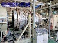 1200PE管材生产线