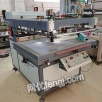 广东东莞二手出售覆膜机打孔机 电子 全自动大型丝印机出售