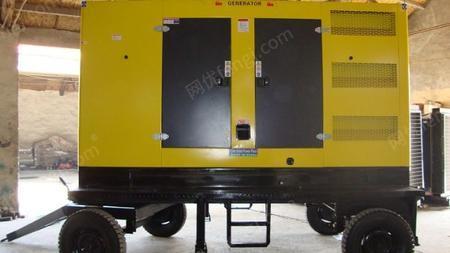 供应大型柴油发电机120千瓦柴油发电机
