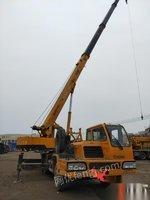 湖北襄阳出售徐工16吨吊车