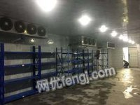 广东广州出售二手冷库,全套二手冷库设备,保鲜冷藏速冻库