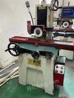 浙江宁波大厂设备两台618小平面磨,机器使用很少  出售