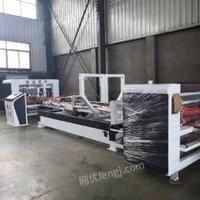 河北沧州2800型全自动高速粘箱机 出售