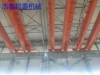 出售二手75吨双梁起重机 升级产品高效快捷