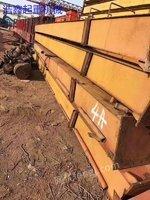 二手20吨包厢龙门吊 维护简单经久耐用
