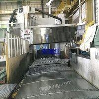 二手五轴龙门加工中心 日本三菱龙门五轴加工中心MVR30