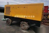 四川成都转让处理开山电移螺杆机30立方10公斤