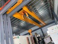 广东东莞行车行吊基本全新可载重25吨模跨15.5米99出售