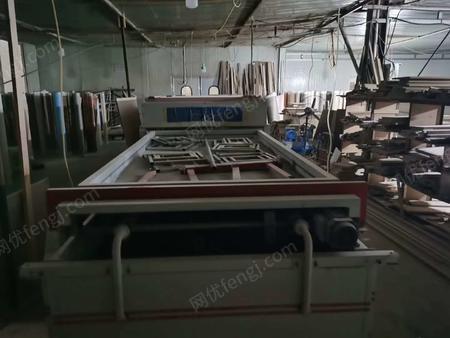 二手家具生产设备价格